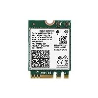 Brocan NGFF M.2 PC /ラップトップのための高速2.4G + 5Gデュアルバンド無線WIFIカードのBluetooth 5.0
