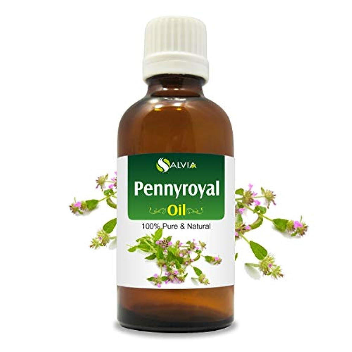 思いつく十代傾くPennyroyal Oil (Mentha pulegium) 100% Natural Pure Undiluted Uncut Essential Oil 100ML