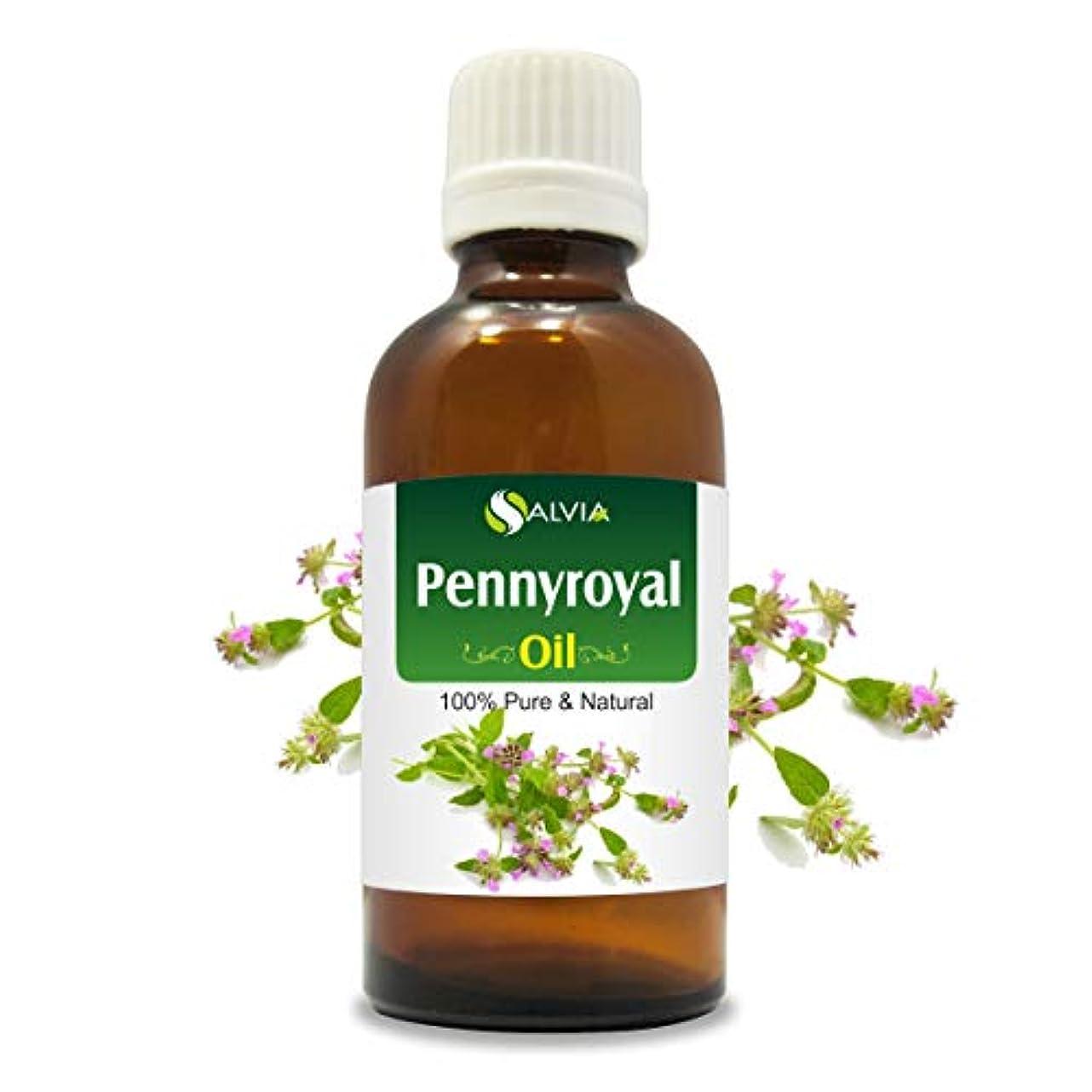 廃止提出する円形Pennyroyal Oil (Mentha pulegium) 100% Natural Pure Undiluted Uncut Essential Oil 100ML