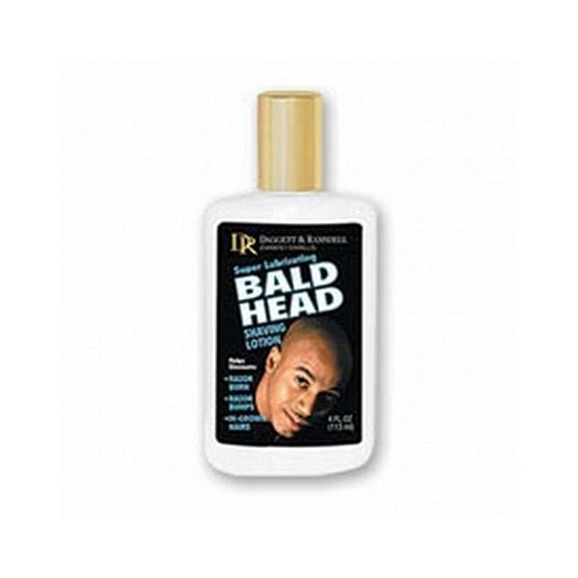 透明に試験佐賀Daggett & Ramsdell Super Lubricating Bald Head Shaving Lotion Hair Removal Products (並行輸入品)