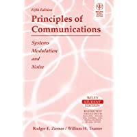 Principles of Communication [Paperback] [Jan 01, 2001] R. E. Ziemer and W. H. Tranter