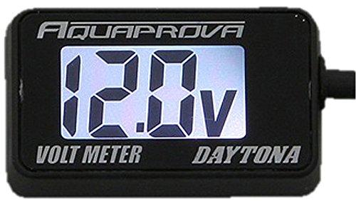 デイトナ(Daytona) AQUAPROVA(アクアプローバ)コンパクト ボルトメーター92386