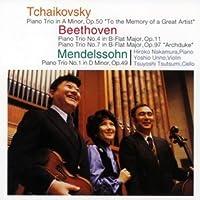 Tchaikovsky, Beethoven, Mendelssohn: Piano Trios (2007-08-22)
