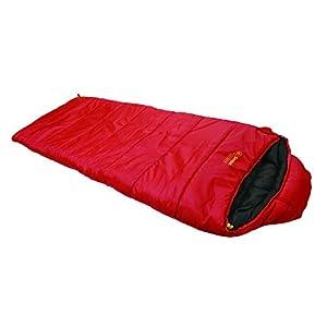 Snugpak(スナグパック) 寝袋 スリーパーエクスペディション スクエア ライトハンド レッド [快適使用温度-12度] (日本正規品)