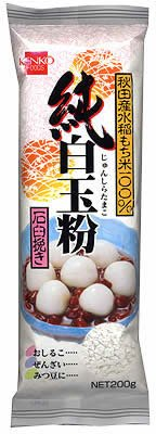 健康フーズ 白玉粉 200g