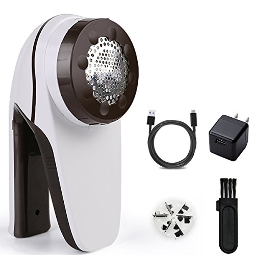 [해외][1 년 보증] MRG 린트 리무버 3WAY 전원 털 청소기 (콘센트 식 + USB 전원 식 + 충전 무선 식) 강력한 6 개의 잎 2m 롱 코드 [AC 어댑터 교체 잎 첨부]/[1 year warranty] MRG hair cooker 3WAY power pillar cleaner (outlet type + USB power supp...