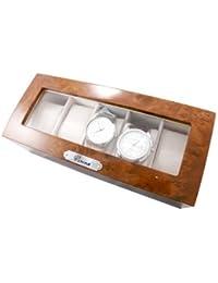 [ベローナ]VERONA 腕時計 コレクション 5本収納ケース ウッドタイプ 189962