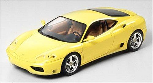 1/24 スポーツカーシリーズ フェラーリ360モデナ イエローバージョン