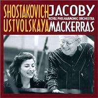 Piano Concerti 1 & 2 / Ustvolskaya (Hybr)