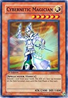 YuGiOh Cybernetic Revolution Cybernetic Magician CRV-EN016 Rare Ultimate [Toy]