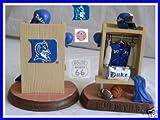 DUKE BLUE DEVILS BASKETBALL FOOTBALL LOCKER FIGURE
