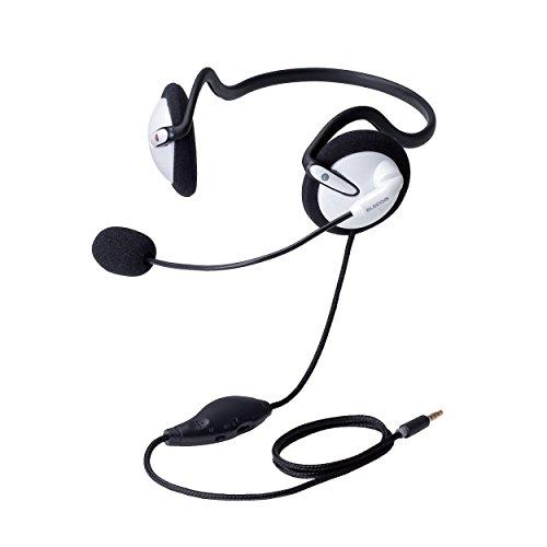 ELECOM VR用 ネックバンドタイプヘッドセット ホワイト...