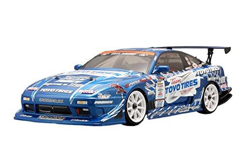 ヨコモ ドリフトパッケージ TeamTOYOタイヤ/GPスポーツ 180SX DP-TY180A