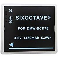 str DMW-BCK7 互換バッテリー パナソニック Panasonic ルミックス LUMIX DMC-FX77 DMC-FH7 DMC-FH5 DMC-S1 DMC-FP7 DMC-FP7D DMC-S3 DMC-FX90 DMC-SZ7 DMC-FX80 DMC-FT20 DMC-FH8 DMC-FH6 DMC-S2 DMC-FT25 等対応 純正充電器で充電可能 残量表示可能