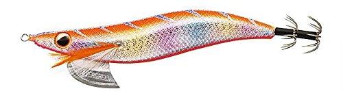 エバーグリーン(EVERGREEN) エギ エギ番長 XD 3.5号 28g オレンジ・スギ(ホロマーブル) #UV0210HM