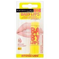 Maybelline Baby Lips Lip Balm - Intense Care メイベリンの赤ちゃんの唇リップバーム - 強烈なケア [並行輸入品]