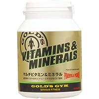 【GOLD`S GYM  (ゴールドジム)】 マルチビタミン&ミネラル 360粒