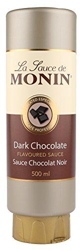 MONIN ダークチョコレートソース 500ml