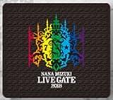 水樹奈々 【LIVE GATE 2018】 リストバンド B(BLACK)