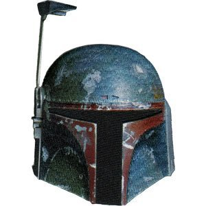 おもちゃ Application Star Wars スターウォーズ Boba Fett Helmet Patch [並行輸入品]