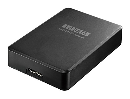 I-O DATA マルチ画面 外付グラフィックアダプター USB 3.0/HDMI端子対応/WUXGA/フルHD USB-RGB3/H