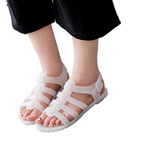かわいい レディース サンダル 軽量 女の子 3色 春夏 靴...