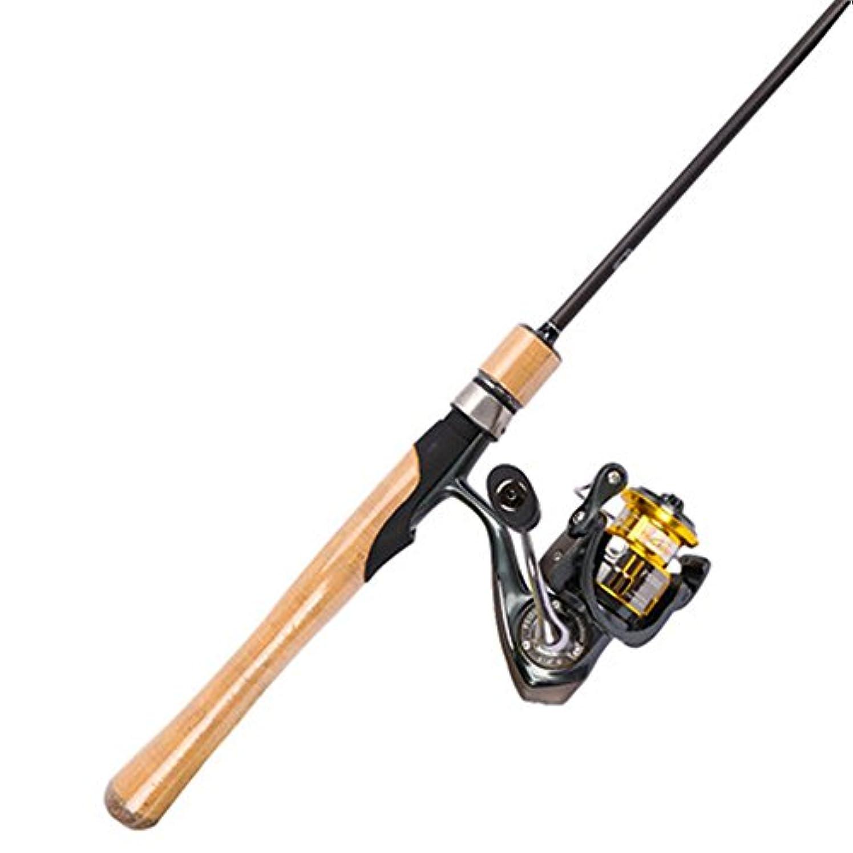 瞬時に水を飲む馬力MAZHONG 釣り竿 1.8Mテレスコピックとリールセット スピンギアロッドセット 釣り糸 釣り餌 釣り針ホルダー ヘッド釣りバッグバッグ