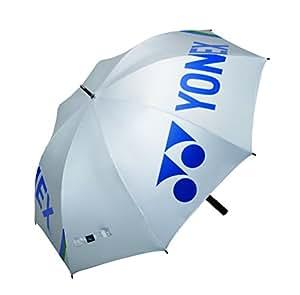 ヨネックス(YONEX) ゴルフ傘 2017 プロモデル パラソル(日傘/雨傘兼用) メンズ GP-S71 シルバー/ブルー  サイズ:80cm