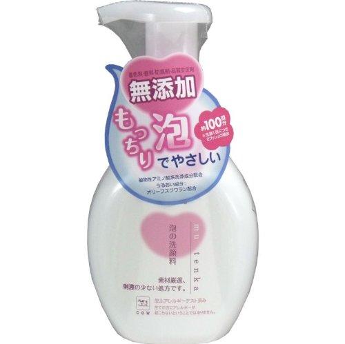 カウブランド 無添加 泡の洗顔料 ポンプ 200mL