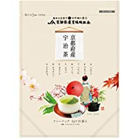 京都府産 宇治茶ティーバッグ 28g