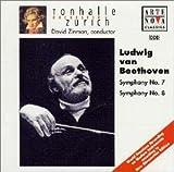 ベートーヴェン : 交響曲第7番&第8番