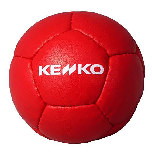 ナガセケンコー パラリンピック競技 ボッチャ レクリエーションボッチャ ボール 赤 1個 REC-BOC-R