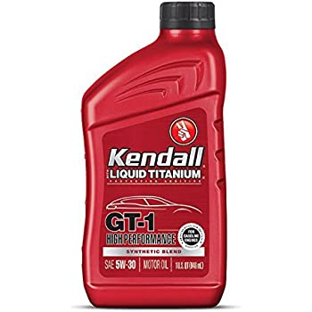 Kendall ケンドールGT-1ハイパフォーマンス 5W-30 1本 (0.946L)