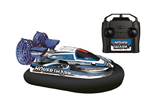 【ハピネット】 R/C ホバークラフト HOVER SHARK (ラジコン)