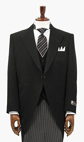 (ヨウフクノアオヤマ)洋服の青山 (バッキンガム)Buckingham スリーシーズン用 モーニングコート A体(標準型)3号(160cm) 201 -