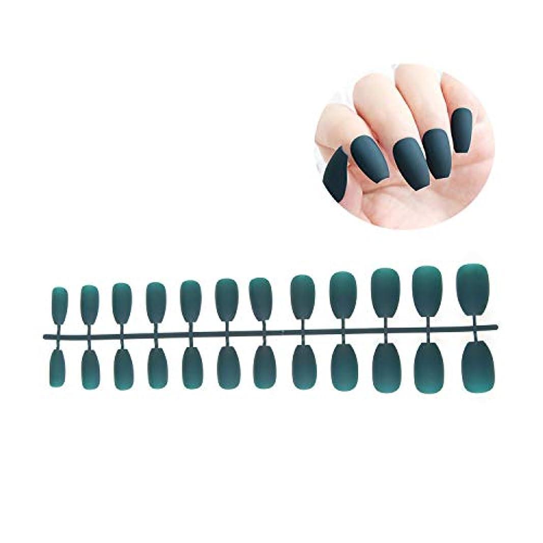 製作準備する奨励します24ピースショート偽爪フルカバースティレット人工ヒントファッションネイルアートデコレーション女性ネイルメイク,SM13-621