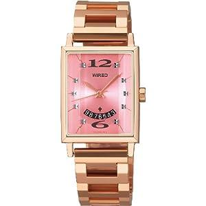 ワイアード エフ (WIRED f) 腕時計 SWEET COLLECTION by sweet (スウィート コレクション バイ スウィート) AGET015 レディース