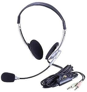 【2002年モデル】ELECOM マルチメディアヘッドセット MS-HS58V