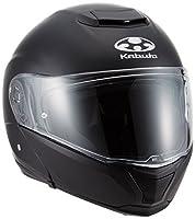 オージーケーカブト(OGK KABUTO)バイクヘルメット システム IBUKI フラットブラック (サイズ:XXL)