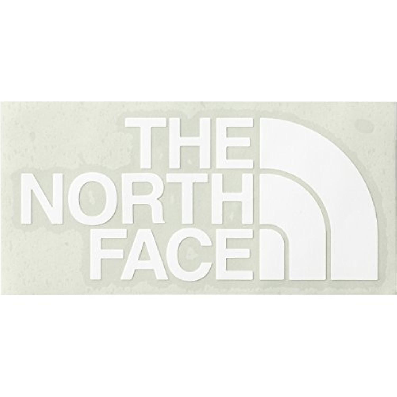ザ?ノース?フェイス(THE NORTH FACE) TNFカッティングステッカー NN88106 W ホワイト
