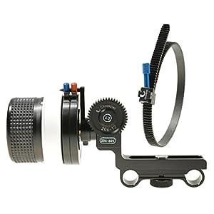 【国内正規品】Chrosziel クロジール DV StudioRig Kit, follow focus with Gear and Flexi gear ring 206-60S-30