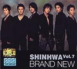 シンファ (7) - ブランニュー / Shinhwa vol. 7 - Brand New (韓国盤)