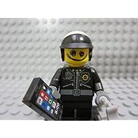 レゴ ミニフィグ【THE LEGO MOVIE】 Scribble-Face Bad Cop