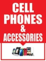 Cell Phones & Accessories 18x24 Store Business Retail Promotion Signs 5 Pack [並行輸入品]