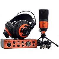 ESI U22XT cosMik Set 録音・配信セット (U22 XT オーディオインターフェース/cosMik 10 コンデンサーマイクロフォン/eXtra 10 モニタリングヘッドフォン) U22XTCOSMIKSET