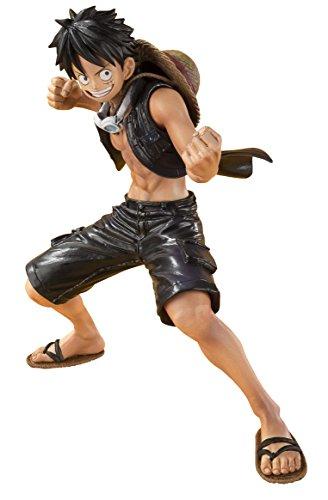 フィギュアーツZERO ONE PIECE モンキー・D・ルフィ -ONE PIECE FILM GOLD Ver.- 約120mm PVC&ABS製 塗装済み完成品フィギュア