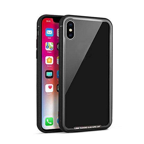 スマホケース Phone Case 軽薄型 強化ガラスカバー...