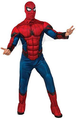 マーベル スパイダーマン ホームカミング コスチューム 男女共用 165cm-175cm