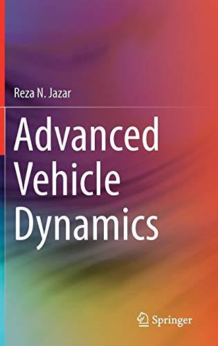 Download Advanced Vehicle Dynamics 3030130606