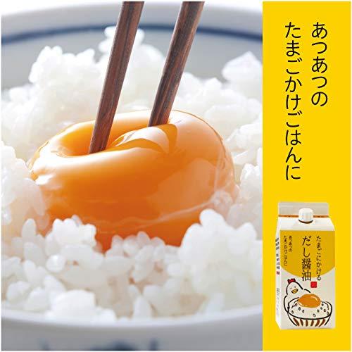 【鎌田醤油】たまごにかけるだし醤油 (8本)